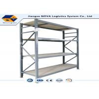 Longspan Shelving With Cut In Composite Structure