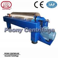 Best Full Automatic Decanter Centrifuges Machine Water And Solid Separator wholesale