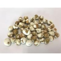 Quality Nutural Coated Wasabi Green Peas Crispy Taste Snack Good For Spleen / Stomach wholesale