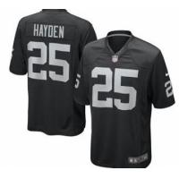 Quality Nike-NFL-Oakland-Raiders-25-DJ-Hayden-Jersey-Black wholesale