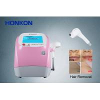 Quality 300w Diode Laser For Hair Removal , Rejuvenation 808 Laser Hair Removal Device wholesale