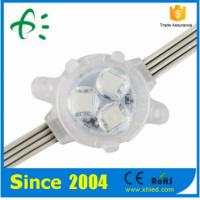 Quality Miracle bean 30mm SMD5050 DC12V IP67 rgb led point light advertising led light wholesale