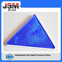 Top sale truck triangle colorful plastic warning reflectors
