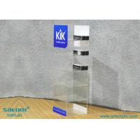 Best Acrylic E-liquid Display Stand For Storage / Display , Free Logo Design wholesale