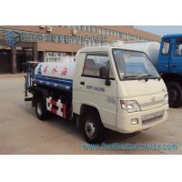Best 1000 L - 2000 L 4x2 Drive Small  Fire Fighting Truck,  Foton forland water tank truck, 68hp wholesale