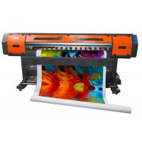 Large Format Eco Solvent Printer , Maintop Flex Banner Printing Machine