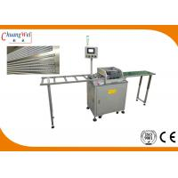 Buy cheap Multi - blades Pcb Separation CWVC-5 Cutting 10 PCS At One Time from wholesalers