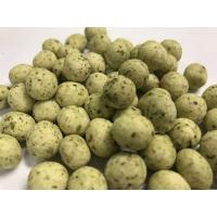 Quality Crispy Seaweed Coated Wasabi Flavor Green Peas Snack With Health Certificate wholesale