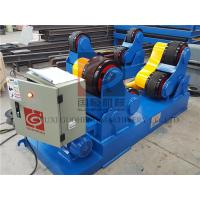 Quality Self Aligning type Pipe Welding Rotator With 20T Capacity for Boiler Automatic Welding wholesale