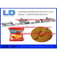 Quality High Speed Corn Chips Making Machine Fried Chips / Pellet Tortilla Machine wholesale