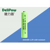 Rapid Charge NiMH AAA Low Temperature Rechargeable Batteries 400mah