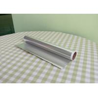 Quality Household Aluminium Foil / Cooking Aluminum Foil Roll 290 mm Width 10 M Length wholesale