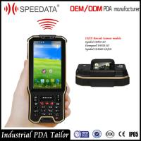 Quality Hand Android Nfc Card Rfid Reader Mobile Industrial With Barcode Scanner In A Unit wholesale