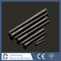 Quality 304 / 316 Stainles Steel Stainless Steel Nails / Annular ring thread Nails for wood project wholesale