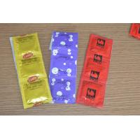 Quality Customized Lubricated Latex Condoms With Plain / Dotted / Ribbed Style wholesale