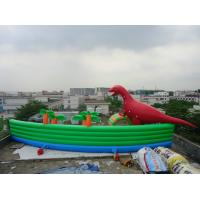 Quality Commercial Inflatable Water Parks wholesale