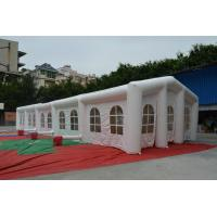 Quality White Oxford Cloth Square Inflatable Party Tent  For Wedding and Birthday party activities wholesale