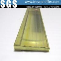 Brass Electrical Equipment Plug Profiles Brass Electronic Components