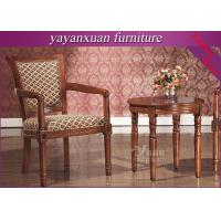 High Back Chair With China-Berry Wood Furniture For Sale Low Price (YW-1)