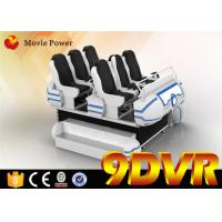 Max Load 1200 KG 9d Cinema Simulator With Special Effects 1440 x 2560 VR Headset