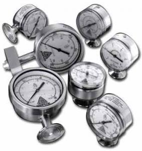 fire extinguisher diaphragm pressure gauge&manometer-2