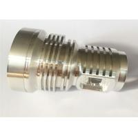 Cheap LED Flashlight Machined Metal Parts Professional Aluminum Material High Performance for sale