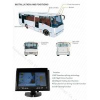 Buy cheap School Bus Around View Monitor Parking Guidance Universal Car Camera System, Bird View System from wholesalers