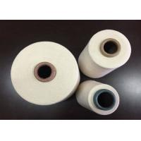 NE32 Carded 100% Cotton Yarn Ring Spun On Plastic Cone For Cloth Sewing