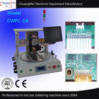 Buy cheap Hot Bar Soldering Machine Thermode Hot Bar Welding Machine For SMT Line from wholesalers
