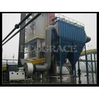 Quality Long Bag Pulse Jet Dust Collector Equipment For Chemical Industry / Waste Incinerator wholesale
