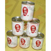 Quality OEM Easy Open Lid Paper Cans Packaging Recyclable For Food wholesale