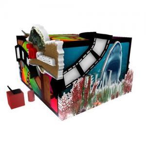 Quality 5D theater/5D 6D 7D cinema/hydraulic motion seats wholesale