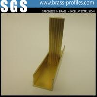 Quality High Density Extrusion Brass Rod / Extruded Copper Alloy Rod wholesale