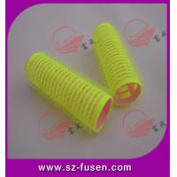 Quality Hot Magic Nylon Velcro Hair Rollers / Self Grip Hair Rollers To Sleep In wholesale