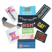 Quality weaving label for garment wholesale