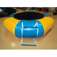 Quality PVC Inflatable Water Toys , Children / Adult Water Floating Plate , Summer Water Toy wholesale