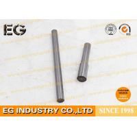 Electrode Cylinder Solid Graphite Rod Length 100mm Diameter 10mm For Self Lubricant Bearings