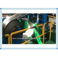316 Stainless Steel Coil / Stainless Steel Strip Coil For Building Material