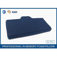 Comfort and soft Unique Gel Memory Foam Wedge Pillow Cooling Gel Bed Pillow
