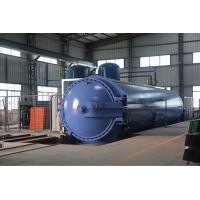 Best Rubber Vulcanized  Autoclave With Safety Interlock , Automatic Control,and is of high temperature and low pressure wholesale
