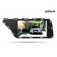 A4 Audi Touch Screen Sat Nav , 7 Inch Android Screen Black Audi Dvd Player