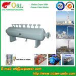 Quality 30 Ton Power Station Boiler Mud Drum Sterilization ORL Power SGS Standard wholesale
