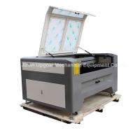 Car Foot Pad Laser Cutting Machine Co2 Laser Machine UG-1390L