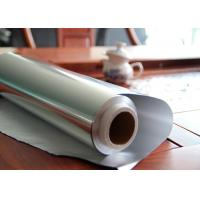 House Aluminium Kitchen Foil Roll 450mm × 100m Clean Flat Surface With No Defects