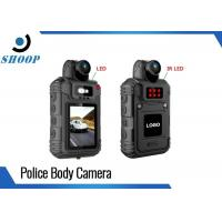 Quality HD 1080P Wearable Small Body Cams For Police Officers 360 Degree Rotation wholesale