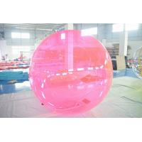 Best PVC Inflatable Water Ball ,  Kids Or Adults Water Bubble Ball For Pool wholesale