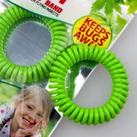 Quality anti mosquito insect repellent silicone bracelet band wristband wholesale