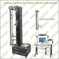 Quality Computer Control Electronic Univesal Testing Machine (large travel extensometer) constructural waterproof rolling materi wholesale