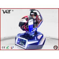 Quality Real track simulation 9d vr driving simulator racing car game machine equipment wholesale