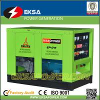 MAX 500A DEUTZ welder generating set,dual used for domestic power welder in silent type option colour designed